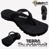 Promo Sabertooth Sandal Gunung Traventure Terra Thunderbolt Size 32 S D 47 Full Hitam Murah