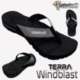 Jual Sabertooth Sandal Gunung Traventure Terra Windblast Size 32 S D 47 Hitam Tali Abu Jawa Barat Murah