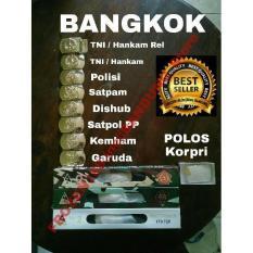 Sabuk/Gesper Pdh Bangkok Tni/Polisi/Korpri/Satpam/Dishub- Dll - Tt2fxx