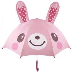 Jual Safari Payung 3D Anak Kelinci Pink Grosir
