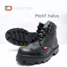 Beli Safety Boot Kulit Asli Dcollection Av1 Secara Angsuran