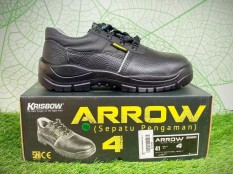 Safety shoes krisbow tipe Arrow 4 inch sepatu pengaman krisbow tipe Arrow 4 inch