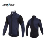 Beli Sahoo Long Sleeve Thermal Barrier Cycling Jersey Biking Shirt Windproof Winter Jacket Outdoor Sports Clothing For Men Women Intl Sahoo Murah