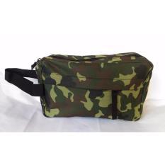 Harga Sala Sport Pouch Bag Green Army Di Jawa Barat