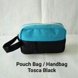 Jual Sala Sport Pouch Bag Tosca Black Branded