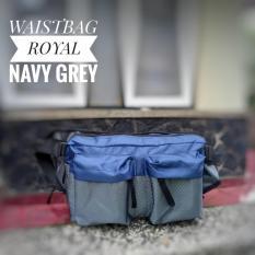 Pusat Jual Beli Sala Sport Waistpack Royal Navy Grey Jawa Barat