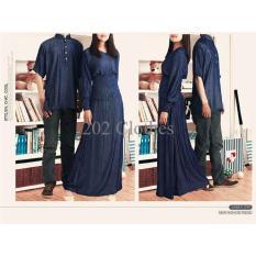 Sale [ Cp Dave AY] Pakaian Couple Dress Dan Baju Koko Muslim Laris