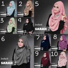 Sale Gamis Hijab/Jilbab Instant Sarah