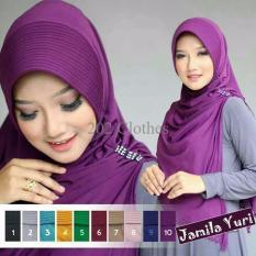 Sale Gamis Jilbab Instant Jamila Cutting