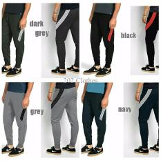 Sale [Joger Boston Men YT] Celana Pria Babyterry Variant Color Laris