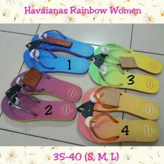 Sale!! Sandal Havaianas Rainbow For Women
