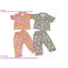 Harga Sale Setelan Baju Tidur Anak Perempuan Banana Celana Panjang Termurah