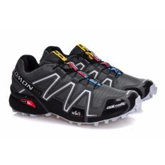 Salomon Speedcross 3 - Sepatu Hiking Outdoor Tracking Adventure