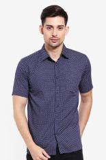 Situs Review Salt N Pepper Mens Shirt Ssp 115 1608 Navy Diskon Discount Murah Bazaar Baju Celana Fashion Brand Branded