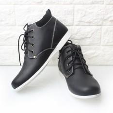 Salvo sepatu kets sneakers dan kasual pria / sepatu kasual kanvas / sepatu sneaker pria / sepatu pria / sepatu sneaker murah /sepatu pria casual /sepatu pria kasual / sepatu pria kulit / sepatu pria murah /sepatu pria slip on BOT (hitam dan tan)
