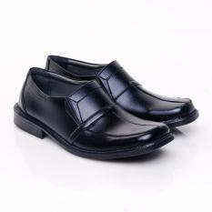 Jual Salvo Sepatu Pantofel Kf402 Hitam Murah Di Jawa Timur