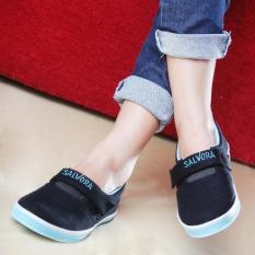 Iklan Salvora Fashion Wanita Flat Shoes Flat Shoes Wanita Flatshoes Sepatu Casual Sepatu Cewek Sepatu Cewe Sepatu Flat Sepatu Flat Wanita Sepatu Murah Sepatu Sendal Wanita Sepatu Slip On Wanita Sepatu Wanita Murah Svr Hitam Biru