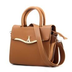 Salvora tas wanita/ tas selempang / tas slempang / tas bahu wanita / tas cewek / tas murah / tas wanita murah / tas wanita terbaru / tas cantik / was wanita branded / tas kecil /tas kerja SV32-Coklat