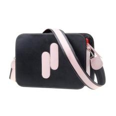 Salvora tas wanita/ tas selempang / tas slempang / tas bahu wanita / tas cewek / tas murah / tas wanita murah / tas wanita terbaru / tas cantik / was wanita branded / tas kecil /tas kerja SV34 hitam/pink