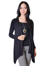 Toko Sanban Jasmine Cardigan Black Lengkap Indonesia