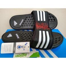Sandal Adidas Supercloud Formotion Black (Code Ad-15) - Brvxsl