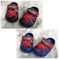 Sandal Anak Crocs Spiderman (Grosir Dan Eceran) - W9v6qx