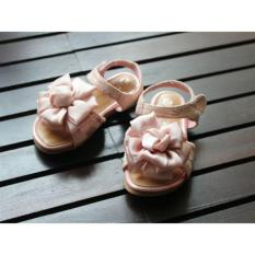 PLAYFUL TOTS Sandal Anak Perempuan/Sepatu Anak/Kids Shoes - Sandal Bunga Kecil