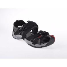 Sandal Armor ZcoLand Pria - Black