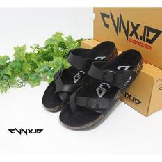 Sandal Brikenstock Carvil Black CVNX.ID