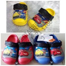 Sandal Crocs Anak Cars Clog Original (Grosir Dan Eceran) - Jhznxx