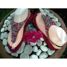 Sandal Elastik Bali Krebo