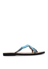 Sandal Factory Bali - Sandal Kulit Bintang Laut Biru
