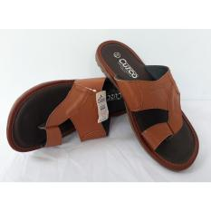 Jual Sandal Fashion Casual Kulit Asli Antik