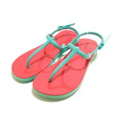 Sandal Fipper Strappy Choky Pink Seagrass