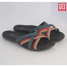 Beli Ramayana Jj Shoes Sandal Flat Wanita Motif Silang Tosca Jj Shoes 07971052 36 Online Terpercaya