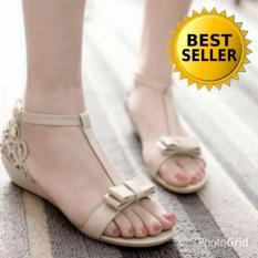 Sandal Flat Wanita Untuk Ke Kantor / Pesta - 2Ajcp6