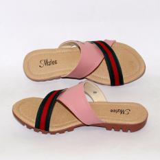 Sandal Flip Flat Wanita JJT-10 Salem