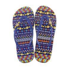 Sandal Flip Flop Surfer Girl Limited Edition SG 156 R. Blue