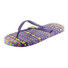 Sandal Flip Flop Surfer Girl Limited Edition SG 156 Ungu