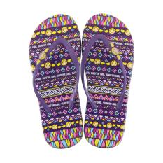 Sandal Flip Flop Surfer Girl Limited Edition SG 156 Ungu