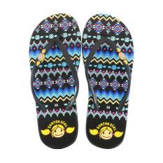 e890a247aba2 Sandal Flip Flop Surfer Girl Limited Edition SG 159 Hitam