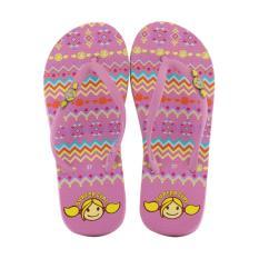 Beli Sandal Flip Flop Surfer G*Rl Limited Edition Sg 159 Pink Surfer G*Rl Asli