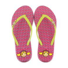 Sandal Flip Flop Surfer Girl Limited Edition SG 68 Turkis-Fusia