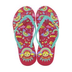 Beli Sandal Flip Flop Surfer G*Rl Limited Edition Sg 73 Fuchsia Cicilan