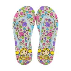 74d684f62857 Sandal Flip Flop Surfer Girl Limited Edition SG 78  White