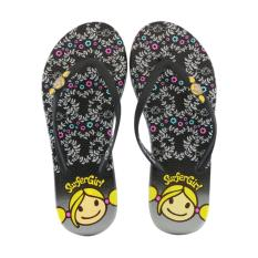 Sandal Flip Flop Surfer Girl Limited Edition SG 97 R Hitam