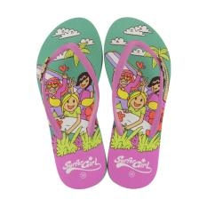 Sandal Flip Flop Surfer Girl Limited Edition SG C027 Turkis
