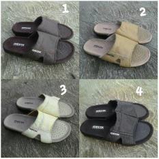 Sandal Geox Respira/Sandal Pria Kulit/Sandal Kulit/Geox Respira - Ft1q1z