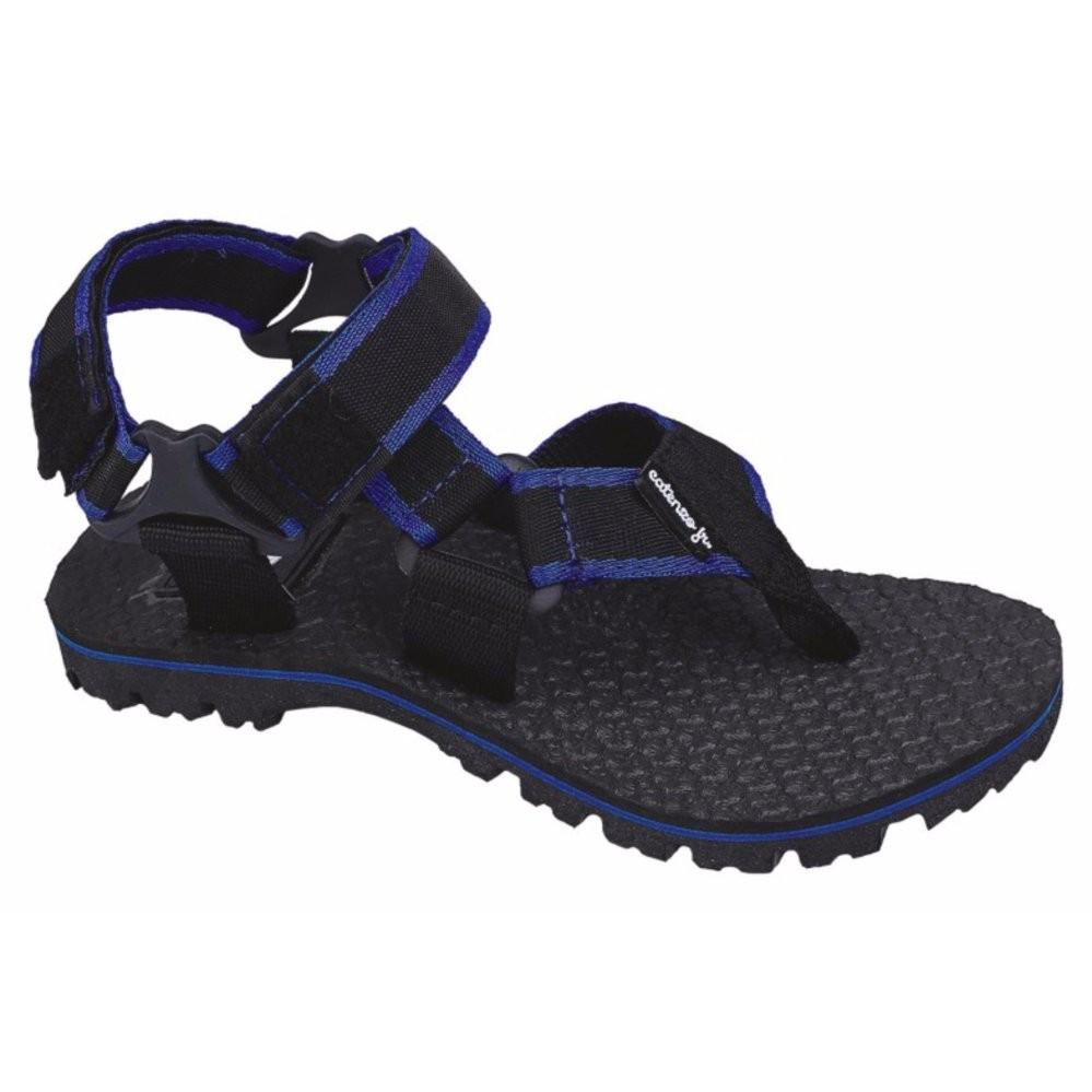 Pencarian Termurah Sandal Gunung Anak Laki-Laki Catenzo Junior CJJ 095  Hitam Biru Webbing harga 86113ecbb3