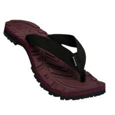 Spesifikasi Sandal Gunung Nordhaus Flipflops X2 Maroon W Black Yang Bagus